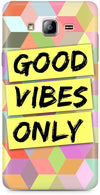 Good Vibes Only Designer Cases for Samsung Galaxy On7 Pro