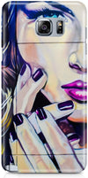 Half Wall Girl Designer Cases for Samsung Galaxy Note 5