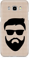 Handsome Beard Mobile Cases for Samsung Galaxy On8