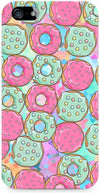 Happy Donuts Designer Case For Apple iPhone 5s