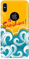 Hello Sunshine Mobile Covers for iPhone X
