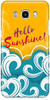 Hello Sunshine Mobile Cases for Samsung Galaxy J7 2016