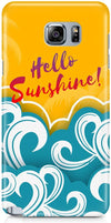 Hello Sunshine Designer Cases for Samsung Galaxy Note 5