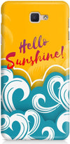 Hello Sunshine Mobile Cases for Samsung Galaxy On Nxt
