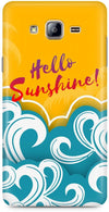 Hello Sunshine Mobile Cases for Samsung Galaxy On7