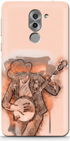 Hippie Music Designer Case For Huawei Honor 6X