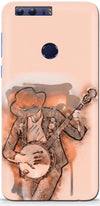 Hippie Music Designer Case For Huawei Honor 8