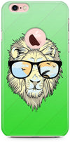 Hipster Lion Mobile Covers for iPhone 6