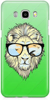 Hipster Lion Mobile Cases for Samsung Galaxy J5 2016