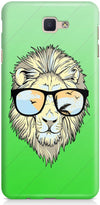 Hipster Lion Mobile Covers for Samsung Galaxy J7 Prime