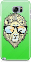 Hipster Lion Mobile Covers for Samsung Galaxy Note 5