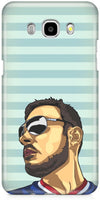 Hipster Player Designer Cases for Samsung Galaxy J5 2016