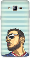 Hipster Player Designer Cases for Samsung Galaxy On7 Pro