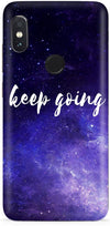 Keep Going Designer Case For Xiaomi Redmi Note 5 Pro