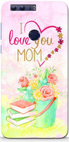 Love You Mom Designer Case For Huawei Honor 8