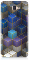 Magic Blocks Designer Case For Samsung Galaxy J7 Prime