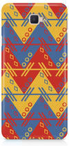 Mexican Pattern Designer Case For Samsung Galaxy J7 Prime