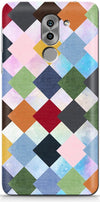 Mighty Tiles Designer Case For Huawei Honor 6X