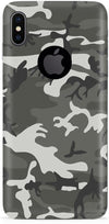 Monochrome Military Designer Cases for iPhone X