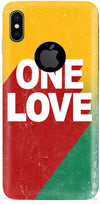 One Love Designer Cases for iPhone X