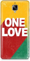 One Love Mobile Cases for OnePlus 3T