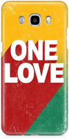 One Love Designer Cases for Samsung Galaxy J5 2016