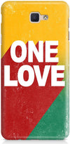 One Love Mobile Cases for Samsung Galaxy J7 Prime