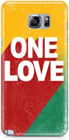 One Love Mobile Cases for Samsung Galaxy Note 5