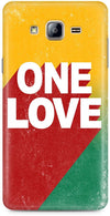 One Love Designer Cases for Samsung Galaxy On7 Pro