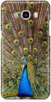 Peacock the Angel Mobile Cases for Samsung Galaxy J7 2016