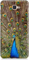 Peacock the Angel Designer Cases for Samsung Galaxy J7 Prime