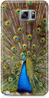 Peacock the Angel Mobile Covers for Samsung Galaxy S6