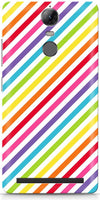 Rainbow Burst Mobile Covers for Lenovo Vibe K5 Note