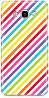 Rainbow Burst Designer Cases for Samsung Galaxy J7 2016