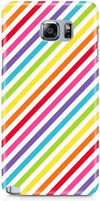 Rainbow Burst Mobile Covers for Samsung Galaxy Note 5