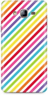 Rainbow Burst Mobile Cases for Samsung Galaxy On7 Pro