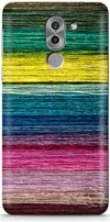 Rainbow Colors Designer Case for Huawei Honor 6X