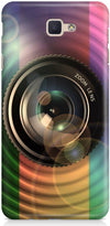 Rainbow Lens Mobile Covers for Samsung Galaxy On Nxt