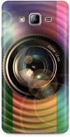 Rainbow Lens Designer Cases for Samsung Galaxy On7 Pro