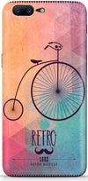 Retro Hipster Bicycle Designer Cases for iPhone 7 Plus