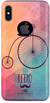 Retro Hipster Bicycle Mobile Covers for iPhone X