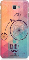 Retro Hipster Bicycle Mobile Cases for Samsung Galaxy On Nxt