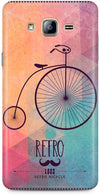 Retro Hipster Bicycle Mobile Covers for Samsung Galaxy On7 Pro