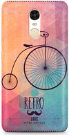 Retro Hipster Bicycle Mobile Cases for Xiaomi Redmi Note 4