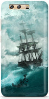 Sail In The Winds Designer Case For Huawei P10