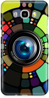 Smile Please Mobile Cases for Samsung Galaxy On8