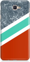 Stripes with Marble Mobile Covers for Samsung Galaxy J7 Prime