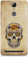 Sugar Skull Mobile Cases for Lenovo Vibe K5 Note
