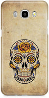 Sugar Skull Designer Cases for Samsung Galaxy J5 2016