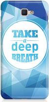 Take a Deep Breath Mobile Cases for Samsung Galaxy On Nxt
